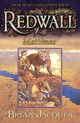 9780142302408: Mattimeo (Redwall, Book 3)