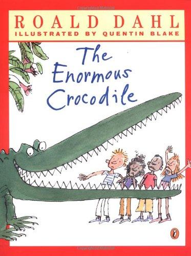 9780142302453: The Enormous Crocodile