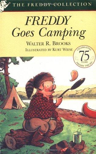 9780142302491: Freddy Goes Camping