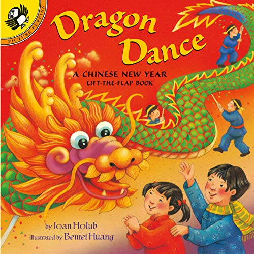 9780142400005: Dragon Dance: A Chinese New Year Ltf: A Chinese New Year Lift-The-Flap Book (Lift-The-Flap, Puffin)