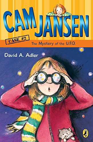 9780142400111: CAM Jansen: The Mystery of the U.F.O. #2 (Cam Jansen Adventure)