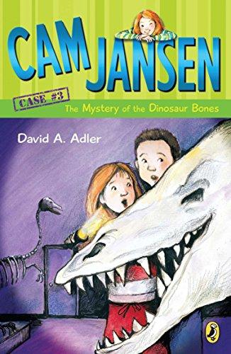 9780142400128: The mystery of the Dinosaur Bones (Cam Jansen)