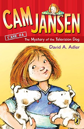 9780142400135: The Mystery of the Television Dog (Cam Jansen)