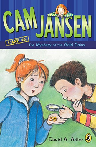 9780142400142: Cam Jansen: the Mystery of the Gold Coins #5