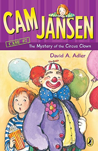 9780142400166: CAM Jansen: The Mystery of the Circus Clown #7