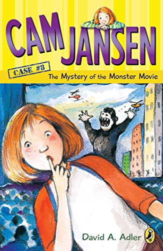 9780142400173: Cam Jansen: The Mystery of the Monster Movie #8