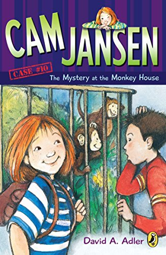 9780142400197: Cam Jansen: the Mystery of the Monkey House #10
