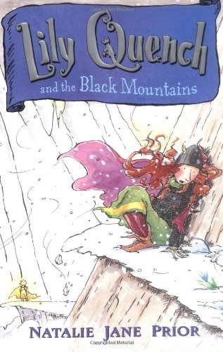 9780142400210: Lily Quench and the Black Mountains