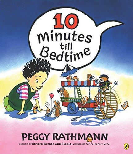 9780142400241: 10 Minutes til Bedtime