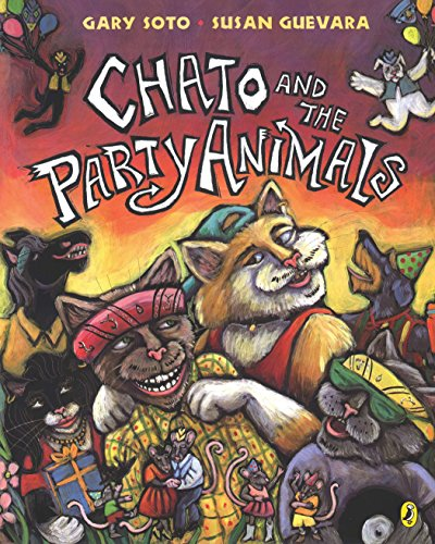 9780142400326: Chato and the Party Animals