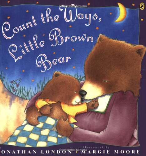 9780142400340: Count the Ways, Little Brown Bear