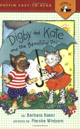 Digby and Kate and the Beautiful Day (Easy-to-Read, Puffin): Baker, Barbara