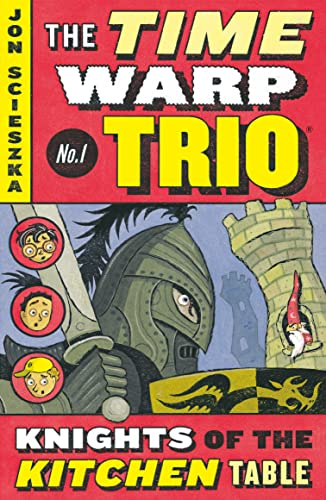 9780142400432: The Knights of the Kitchen Table #1 (Time Warp Trio)