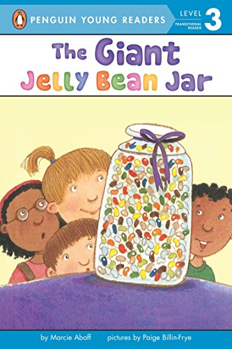 9780142400494: The Giant Jelly Bean Jar (Puffin Easy-To-Read - Level 2)