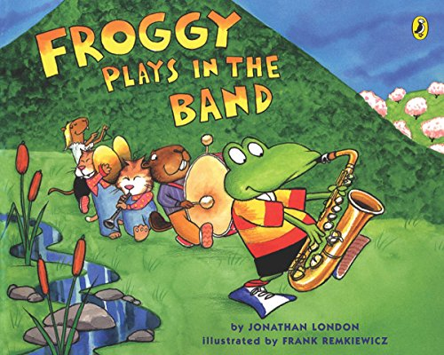 9780142400517: Froggy Plays in the Band