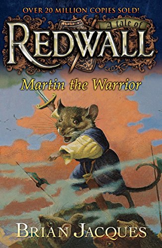 9780142400555: Martin the Warrior (Redwall)