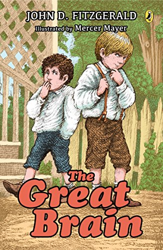 The Great Brain (Paperback): John D Fitzgerald