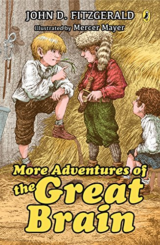 9780142400654: More Adventures of the Great Brain
