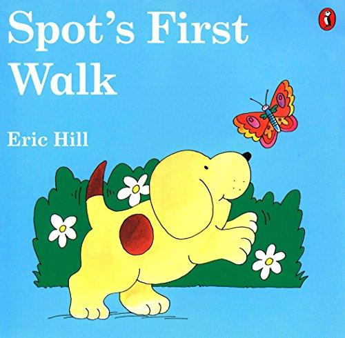 9780142400852: Spot's First Walk