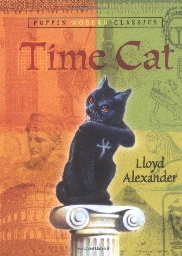 9780142401071: Time Cat (Puffin Modern Classics)