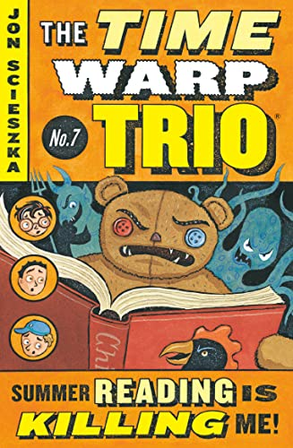 9780142401156: Summer Reading is Killing Me! (Time Warp Trio, No. 7)