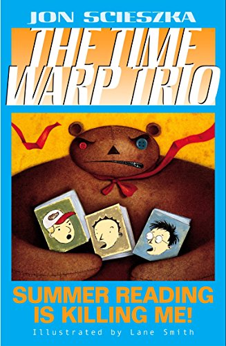 9780142401156: Summer Reading Is Killing Me! #7 (Time Warp Trio (Puffin Paperback))