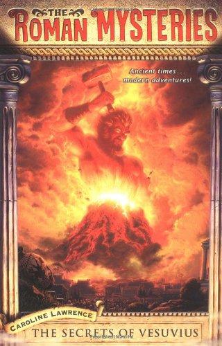 9780142401187: Roman Mysteries : Secrets of Vesuvius (Roman Mysteries)