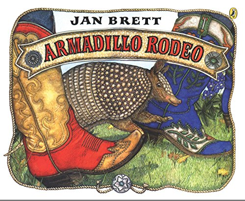 9780142401255: Armadillo Rodeo