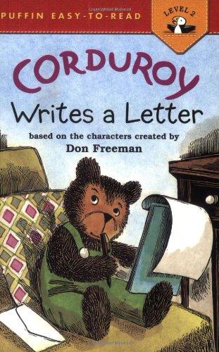 9780142401309: Corduroy Writes a Letter