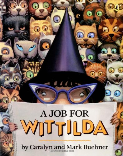 9780142401378: A Job for Wittilda (Picture Puffin Books)