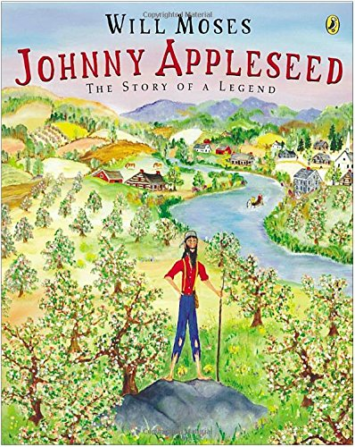 9780142401385: Johnny Appleseed: The Story of a Legend