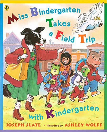 9780142401392: Miss Bindergarten Takes a Field Trip with Kindergarten (Miss Bindergarten Books (Paperback))