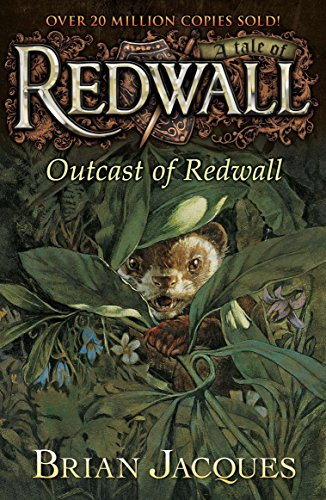 9780142401422: Outcast of Redwall: A Tale from Redwall