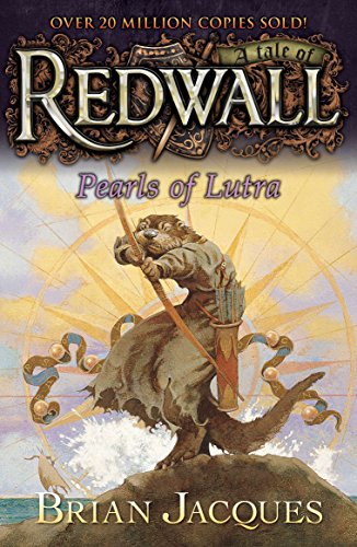 9780142401446: Pearls of Lutra (Redwall)