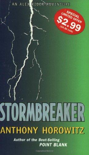 stormbreaker by anthony horowitz essay