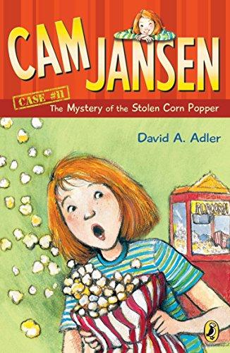 9780142401781: CAM Jansen: The Mystery of the Stolen Corn Popper #11