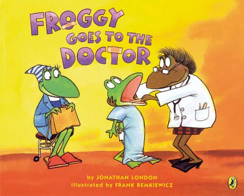 9780142401934: Froggy Goes to the Doctor