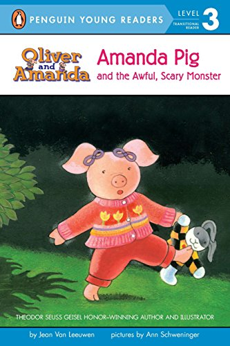 9780142402030: Amanda Pig and the Awful, Scary Monster (Oliver and Amanda)