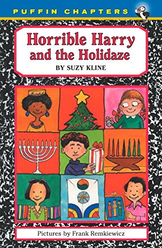 9780142402054: Horrible Harry and the Holidaze