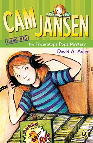 9780142402061: CAM Jansen: The Triceratops Pops Mystery #15