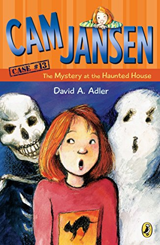 9780142402108: CAM Jansen: The Mystery at the Haunted House #13 (Cam Jansen Adventure)
