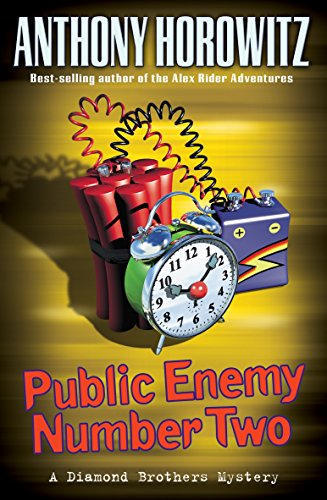 9780142402184: Public Enemy Number Two (Diamond Brothers Mysteries)