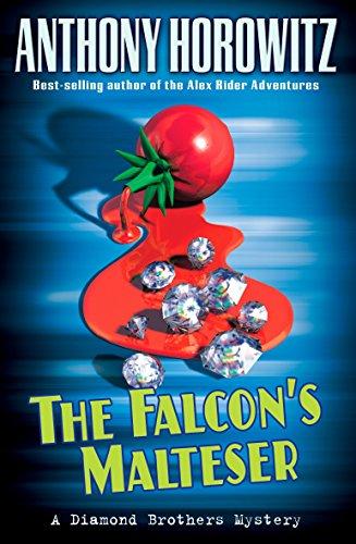 9780142402191: The Falcon's Malteser (Diamond Brothers Mysteries)
