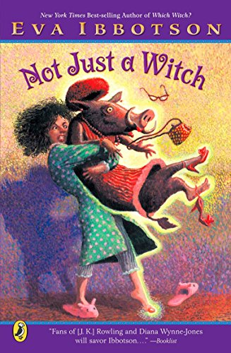 9780142402320: Not Just a Witch