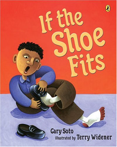 UC If the Shoe Fits: Gary Soto