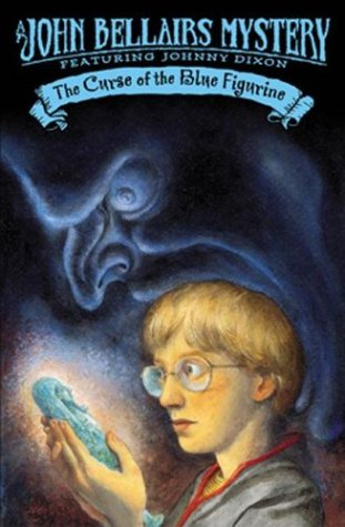 9780142402580: The Curse of the Blue Figurine (John Bellairs Mysteries)