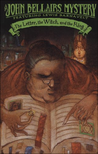 9780142402610: The Letter, the Witch, and the Ring (John Bellairs Mysteries)