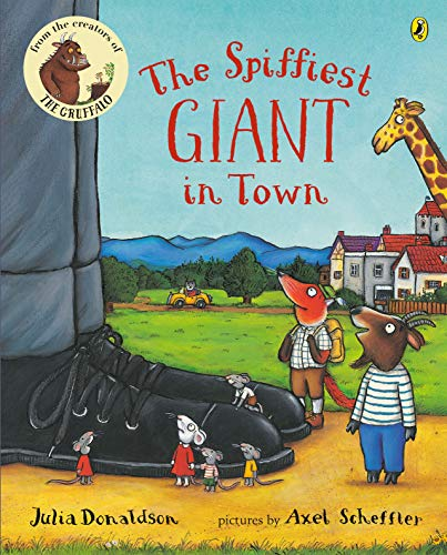9780142402757: The Spiffiest Giant In Town