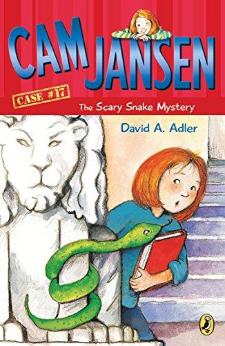 9780142402887: CAM Jansen: The Scary Snake Mystery #17