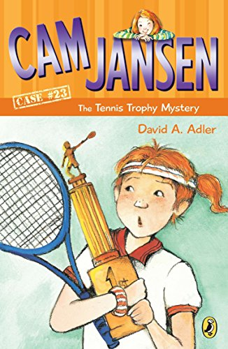 9780142402900: Cam Jansen and the Tennis Trophy Mystery